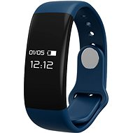 CUBE1 Smart band H30 Dark blue - Fitness Bracelet