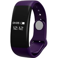 CUBE1 Smart band H30 Purple - Fitness Bracelet