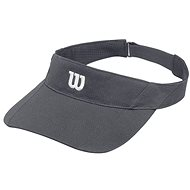Wilson Rush Knit Visor UltraLIGHT Dk Grey - Visor
