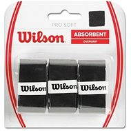 Wilson Pro SOFT OVERGRIP BK - Tennis grip