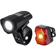 Sigma Buster 100 + Nugget Flash - Bicycle light