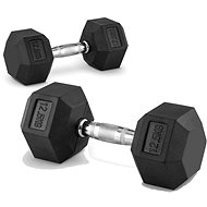 Capital Sports Hexbell 12.5kg - Hand weight set