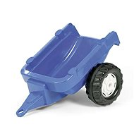 Tractor Trailer 1 axis - Blue - Pedal Tractor