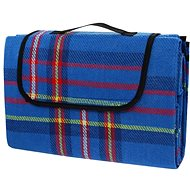 Calter One for picnics, blue cube - Blanket