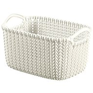 Curver Knit Basket 3L Cream