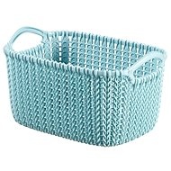 Curver Knit Basket 3L Blue - Storage Box
