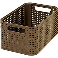 Curver Style box S in light brown - Storage Box