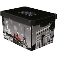 Curver Decobox - L - Paris - Storage Box