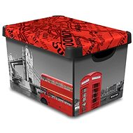 Curver Decobox - L - London - Storage Box