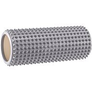 StormRed Roller, Dots, 33cm, Grey - Massage Roller