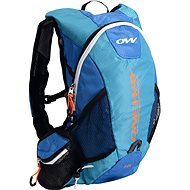 One Way Run Hydro Back 12L Blue-Orange - Sports backpack