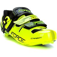 Force tretry Road Carbon, fluo-black 46 - Spikes