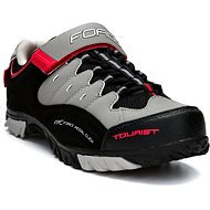 Force tretry Tourist, black-gray-red 46 - Spikes