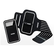 Moc Sport Armband with velcro black size 77 x 147cm - Case