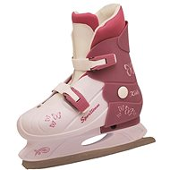 SPORTEAM KIDS white-violet - Skates
