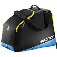 Salomon Extend Max Gearbag Black/Process Blue/Yellow - Sports Bag