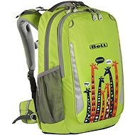 Boll School Mate 18 Giraffe Lime - School Bag