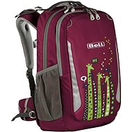 Boll School Mate 18 Giraffe Boysenberry - School Bag