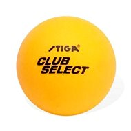 Stiga Club Select orange 6pcs - Table tennis balls