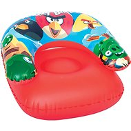 Inflatable Armchair - Angry Birds, 76x76cm - Inflatable armchair