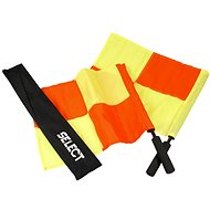 Select red-yellow flag - Football referee equipment