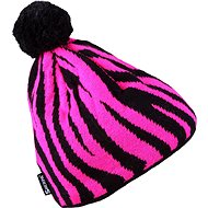 SHERPA Happy Kids Cap Pink-Black M - Cap