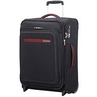 American Tourister Airbeat Upright 55 EXP Universe Black - Suitcase with TSA-Approved Lock