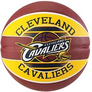 Spalding NBA Team Ball Cleveland Cavaliers Size 7 - Basketball
