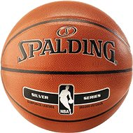 NBA Silver In/Out Size 7 - Basketball