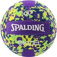 Beach volleyball King of the beach purple - Volleyball