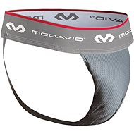 McDavid Athletic Supporter/Mesh with FlexCup™, grey XL - protectors