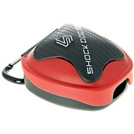 Shock Doctor case for teeth protector, red - Case