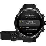 Suunto 9 Baro HR Black - Sports Watch