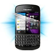 ScreenShield for Blackberry Q10 on the phone display - Screen protector