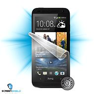 ScreenShield for HTC Desire 610 on the phone display - Screen protector