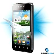 ScreenShield for LG Optimus Black (P970) for the phone display - Screen protector