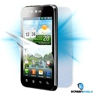 ScreenShield for LG Optimus Black (P970) for the display and the entire body - Screen protector