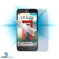 full body ScreenShield for the LG D320N L70 - Screen protector