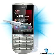 ScreenShield for Nokia Asha 300 for the whole body of the phone - Screen protector