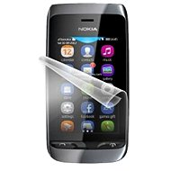 ScreenShield for Nokia Asha 309 on the phone display - Screen protector