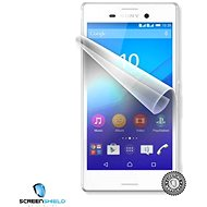 ScreenShield for Sony Xperia M4 on the phone display - Screen protector