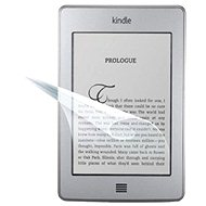 ScreenShield for the Amazon Kindle Touch eBook reader screen - Screen protector