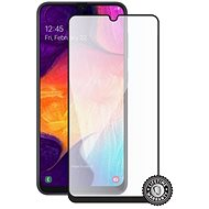 Screenshield SAMSUNG Galaxy A50 (full COVER Black) - Glass protector