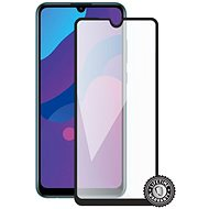 Screenshield HONOR 9A (full COVER, Black) - Glass protector
