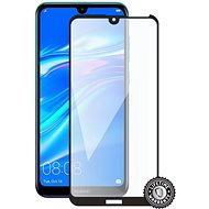 Screenshield HUAWEI Y7 (2019) (full COVER, Black) - Glass protector
