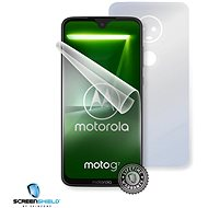 Screenshield MOTOROLA Moto G7 XT1962-5 Full Body - Screen protector