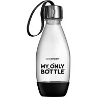 SodaStream Everyday Bottle, 0.6l, Black - Replacement Bottle