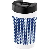 ALADDIN 250ml Thermos Mug House with Espresso Leak-Lock™ Print - Thermal Mug