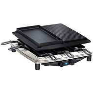 Steba RC 4 PLUS DELUXE CHROME - Electric Grill