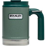 STANLEY Thermos Flask outdoor Classic series 470ml green with D-ring - Thermal Mug